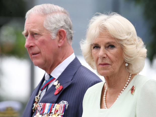 Фото №1 - Почему Камилла не собиралась выходить замуж за принца Чарльза