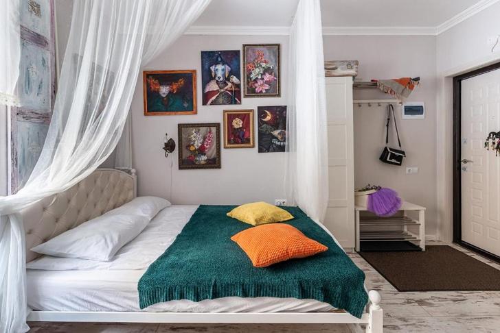 Фото №3 - На выходные в Питер: пять мини-отелей с хорошим дизайном