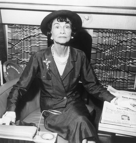 Коко Шанель, 1957 год