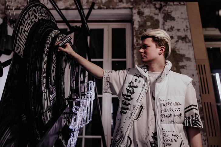 Фото №3 - Самое модное место в столице! Ballantine's x Joshua Vides Studio: спикизи-бар и танцпол