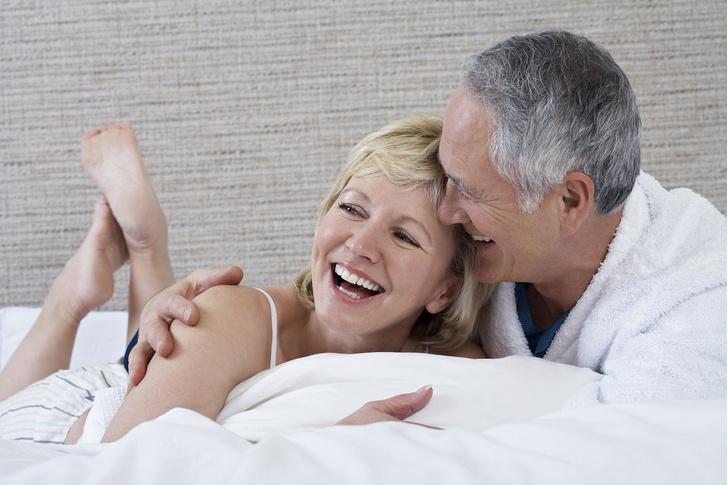 Фото №2 - Секс с годами становится только лучше, как хорошее вино