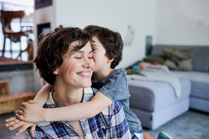 Фото №3 - Почему дети любят одного родителя больше, чем другого