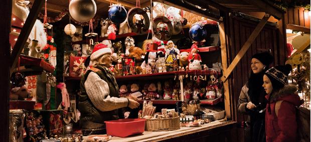 Фото №11 - Топ-20: рождественские рынки Европы