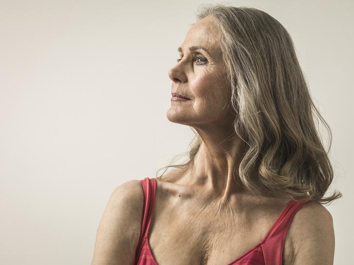 Фото №2 - Старая вешалка: как перестать переживать из-за возраста