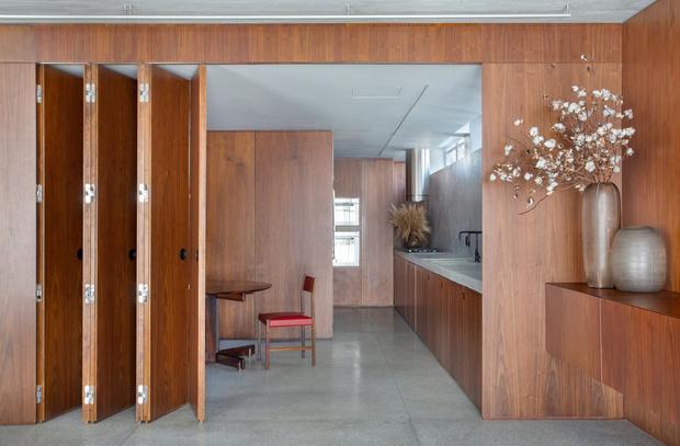 Фото №3 - Апартаменты с коллекционным дизайном в Сан-Паулу