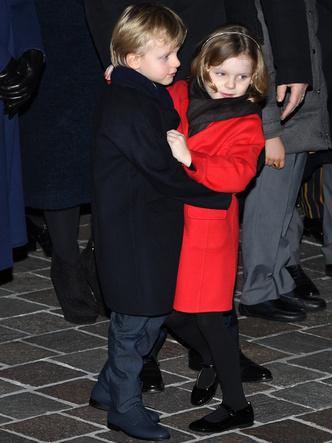 Фото №2 - Принц Жак и принцесса Габриэлла: шестой год в фотографиях