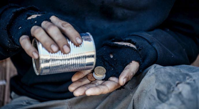 Бездомные: помочь или пройти мимо