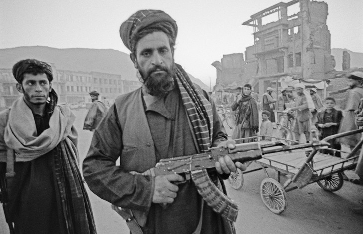 Фото №2 - Как выглядел Афганистан в годы присутствия американских военных (много фото)