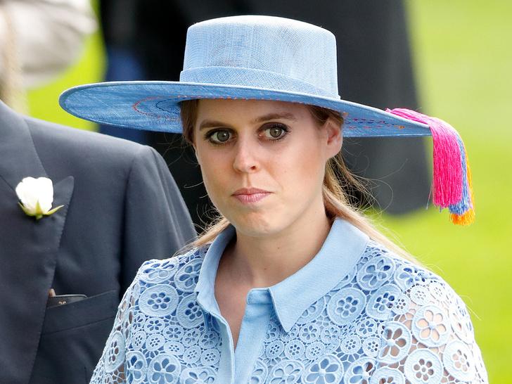 Фото №1 - Почему принцесса Беатрис еще не назвала имя своей дочери (и вряд ли сделает это в ближайшие недели)