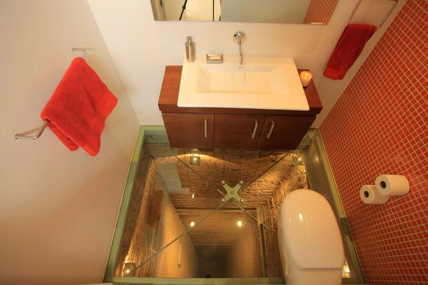 Фото №3 - Как выглядит самая страшная ванная в мире: фото