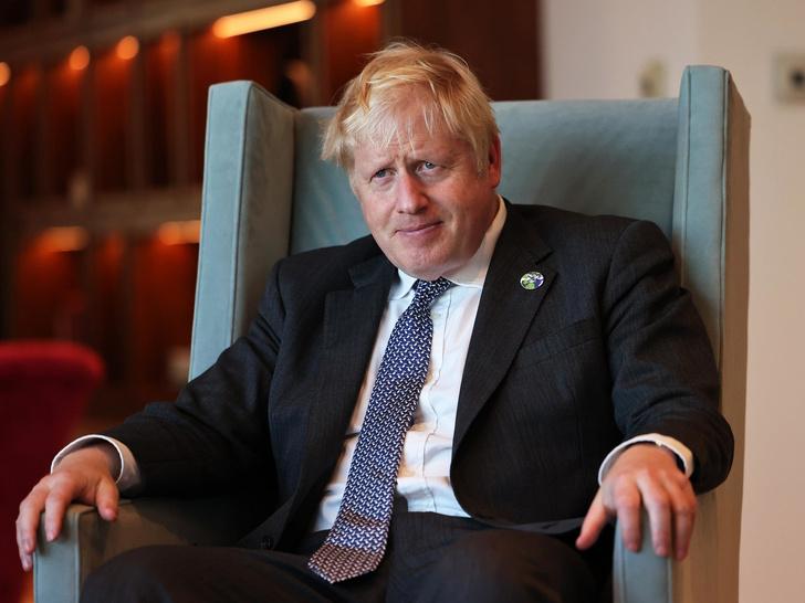 Фото №1 - Чистосердечное признание: Борис Джонсон наконец рассказал, сколько у него детей (спойлер— слухи оказались правдой)
