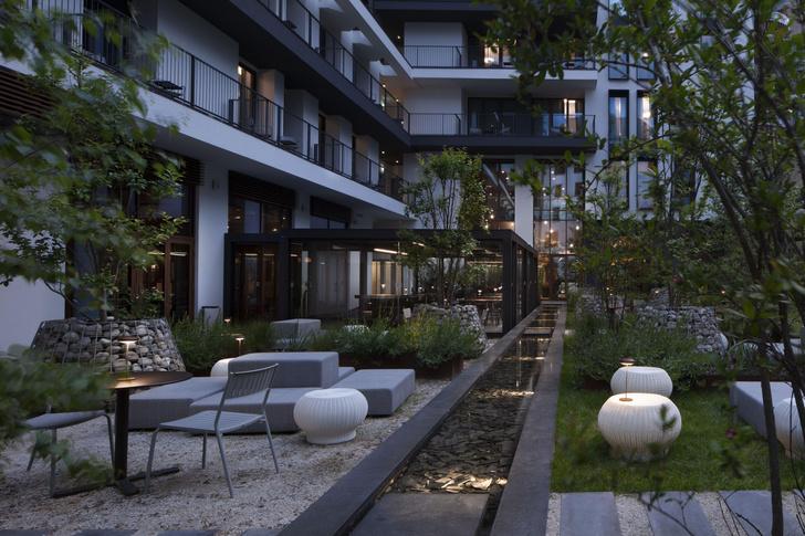 Фото №7 - Дизайнерский отель в Милане по проекту Vudafieri-Saverino Partners