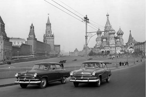Фото №2 - 5 советских машин, заслуживших признание за рубежом