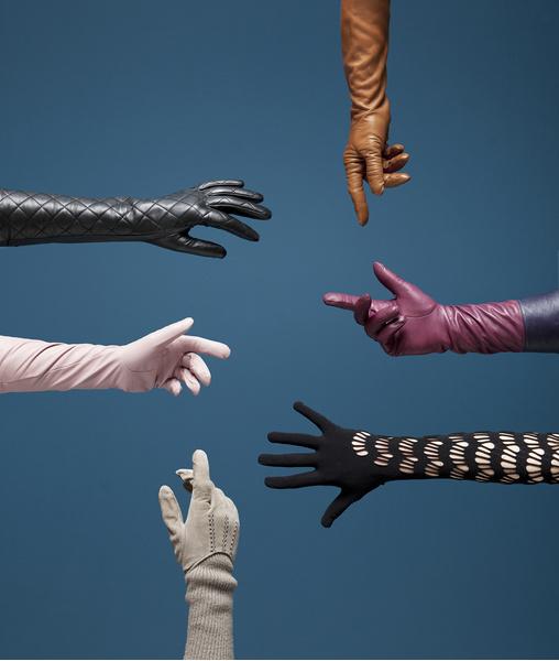 как носить перчатки