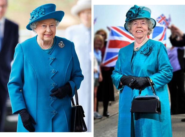 Фото №1 - «Запасная» королева: как выглядит и чем занимается официальный двойник Елизаветы II