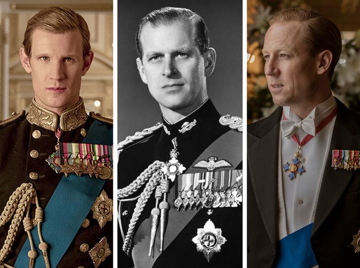 Фото №1 - Изображая Филиппа: 6 актеров, игравших герцога Эдинбургского в кино