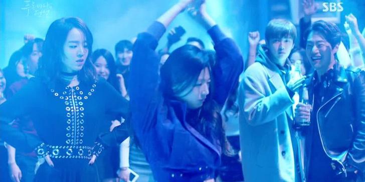 Фото №4 - Такое не забудешь: 10 самых впечатляющих танцев из корейских дорам 💃