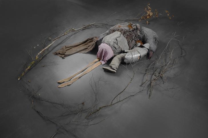 Фото №3 - «Превращение как форма сопротивления»: выставка Хаима Сокола в Петербурге