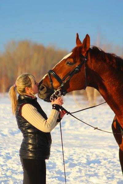 Фото №34 - Девушки на коне: самые романтичные наездницы Ульяновска
