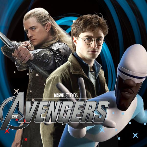 Фото №1 - Гарри Поттер и другие герои из фильмов, которые могли бы стать «Мстителями» из Marvel 🤩