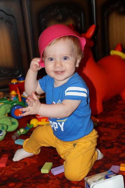 Фото №24 - Мой крошка-озорник: голосуем за самое милое детское фото!