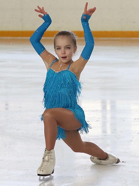 Дарья Батяева, фигурное катание, фото
