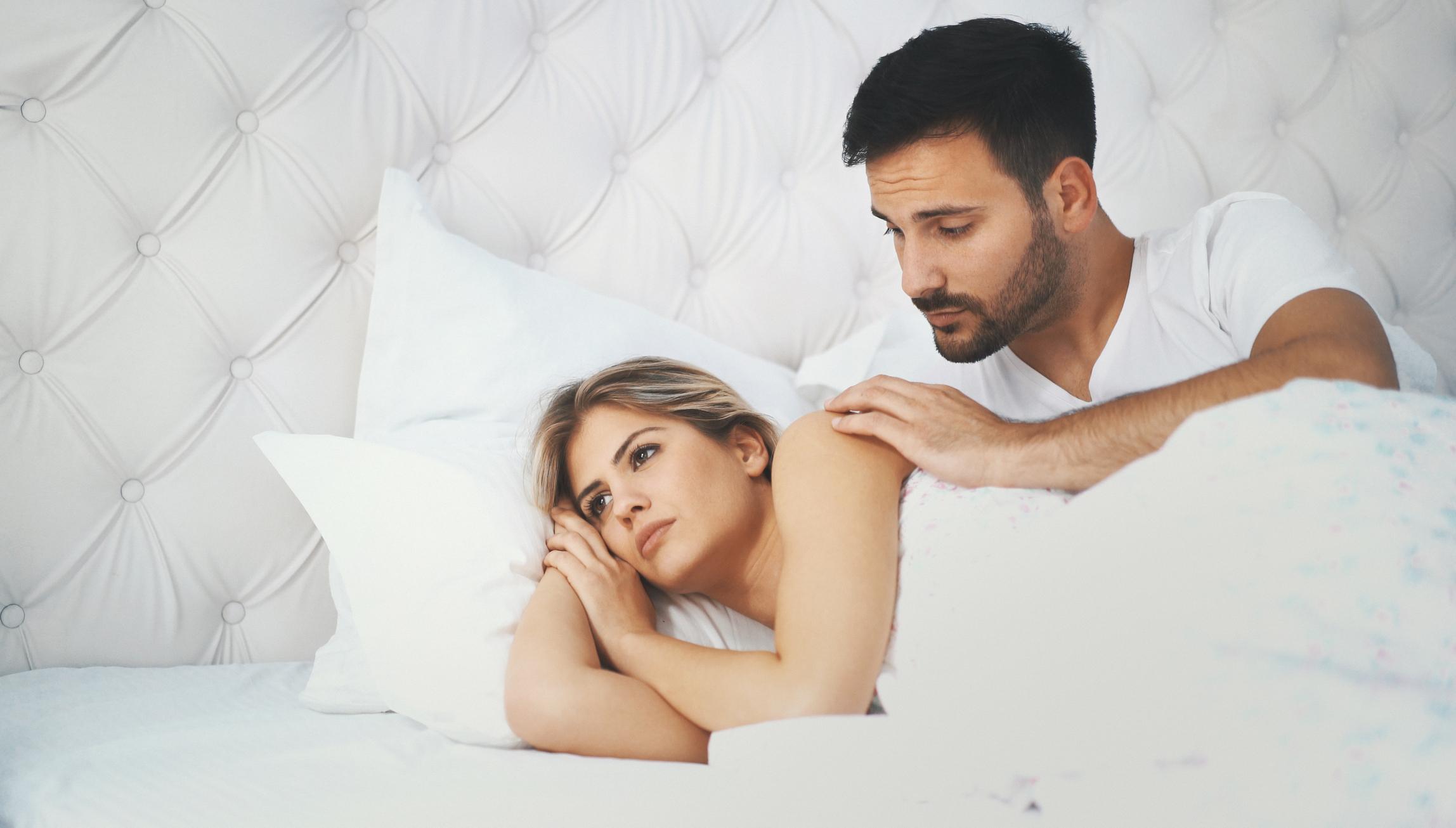 Повышенние сексуального влечения мужчины