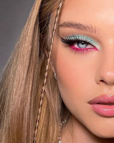 Фото №8 - Как подчеркнуть загар макияжем: 7 трендовых идей