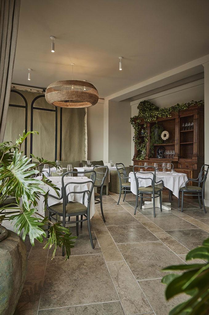 Фото №2 - Романтичный ресторан по проекту Space Copenhagen