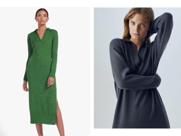 Фото №3 - Не просто трикотажное платье. 5 микротрендов сезона, которые стоит попробовать