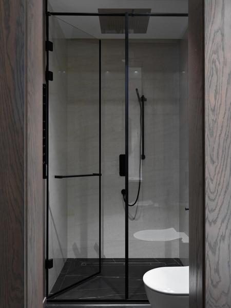 Фото №12 - Новая классика в серых тонах: квартира 100 м² в Москве