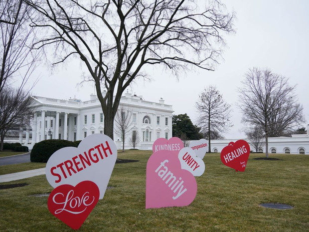 Фото №3 - Любовь в Белом доме: как Джилл Байден поздравила мужа с Днем святого Валентина