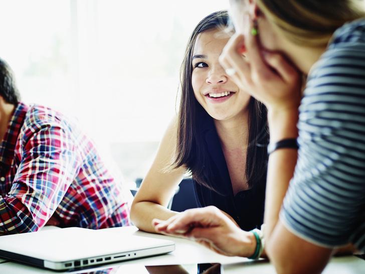 Фото №2 - Как разговаривать с кем угодно о чем угодно: 10 подсказок от психологов