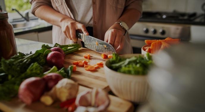 Правила питания, которые спасут от осенней грусти