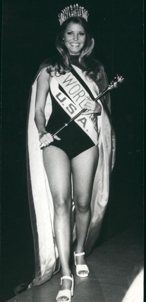 Фото №7 - Самые яркие победительницы «Мисс мира» за всю историю конкурса