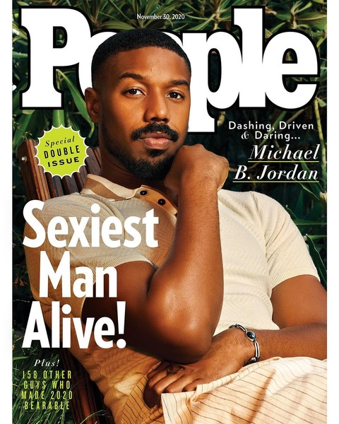 Фото №1 - Назван самый сексуальный мужчина 2020 года— узнай, кто этот мачо
