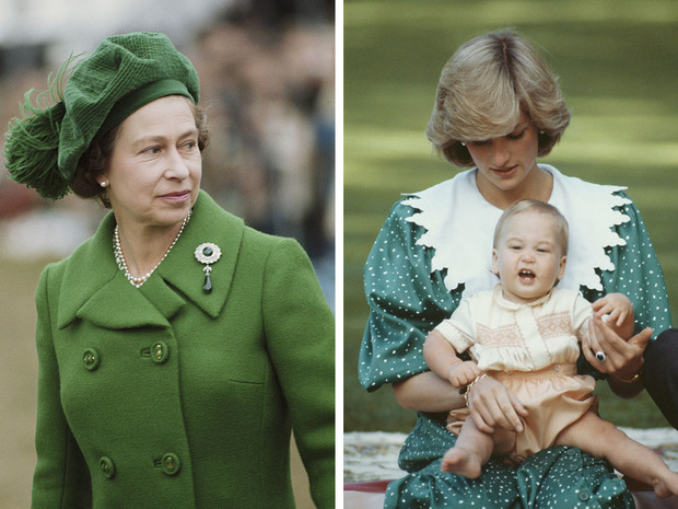 Фото №1 - Неожиданная реакция Королевы при виде новорожденного принца Уильяма