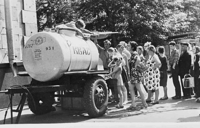 Фото №9 - Как спасались от жары в СССР (ностальгическая галерея)