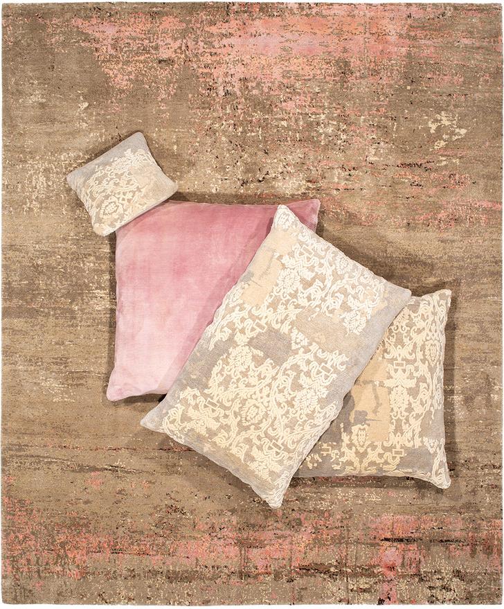 Фото №6 - Декоративные подушки Яна Ката