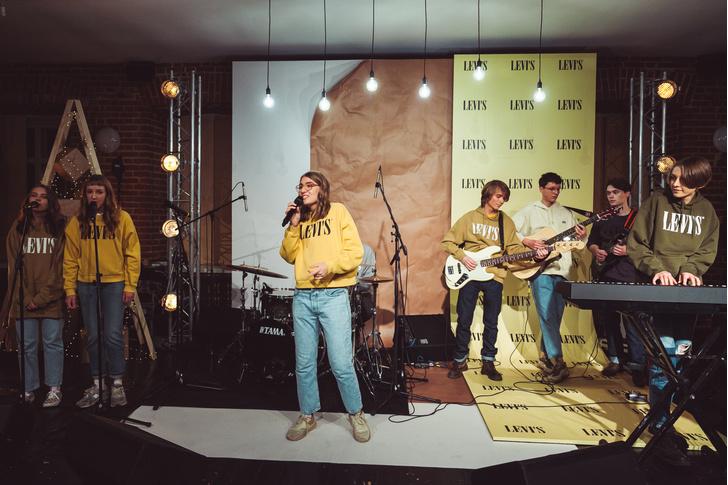 Фото №5 - Новое поколение звезд: Levi's Music Project выпустил первый курс молодых музыкантов