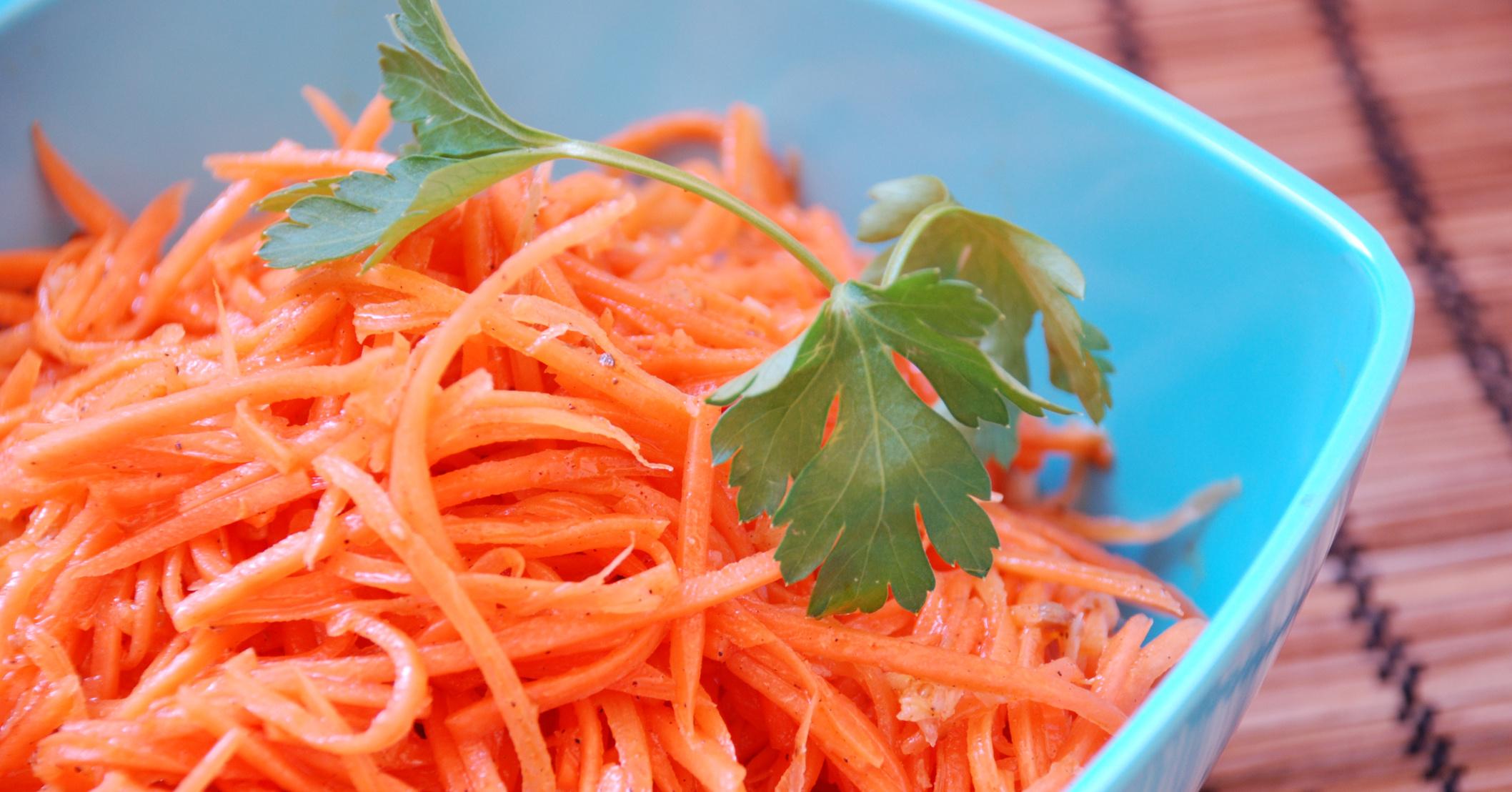 Корейская Морковка Калорийность И Диета. Сколько калорий в моркови по корейски?