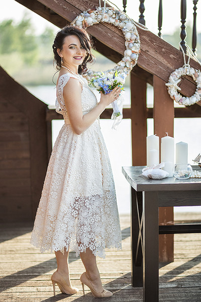 Фото №9 - Под марш Мендельсона: актуальные тренды свадебной моды