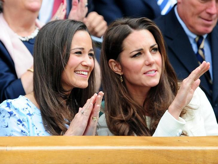 Фото №1 - Такие разные сестры: главное отличие Кейт и Пиппы Миддлтон (и почему последней было бы проще в БКС)