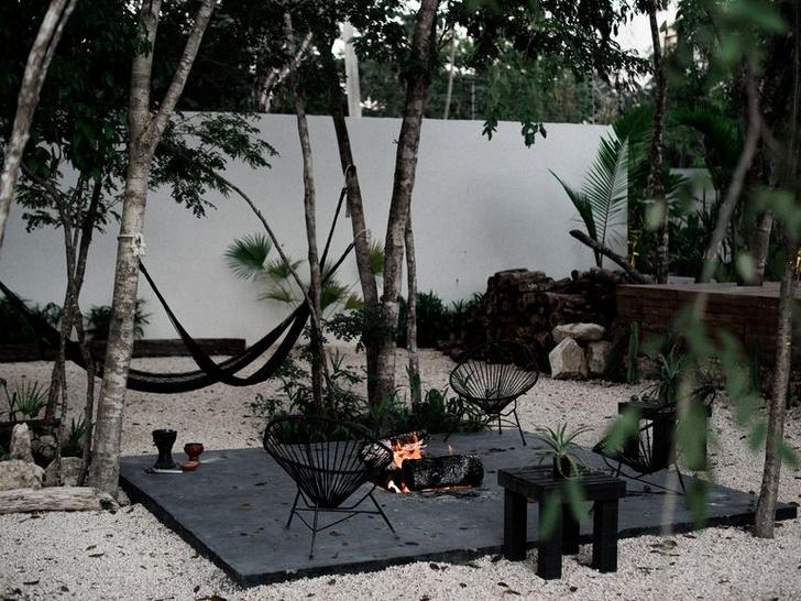 Фото №10 - Райский уголок: дизайн-отель 16 Tulum в джунглях Мексики
