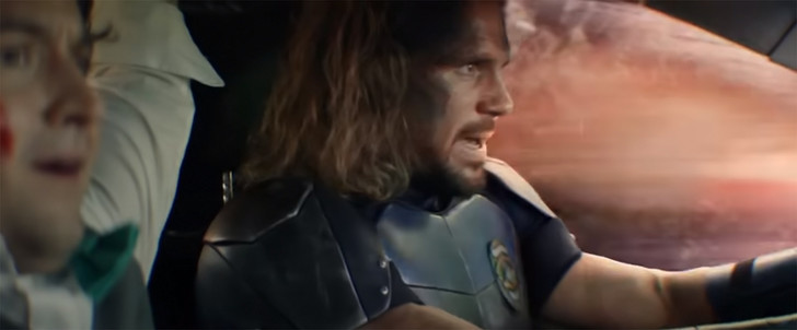 Фото №1 - Короткометражка недели: «Скорость времени» (фантастика, комедия, 2020, США, 12:59)