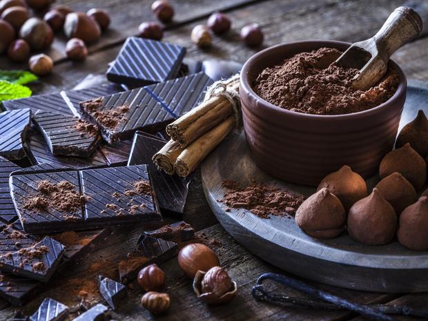 Фото №1 - 9 сладостей, которые можно есть в Великий пост