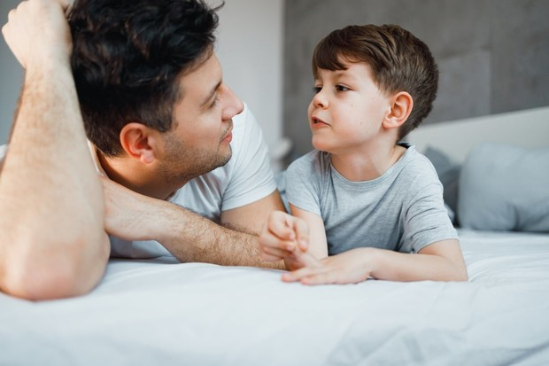как говорить с ребенком об этом