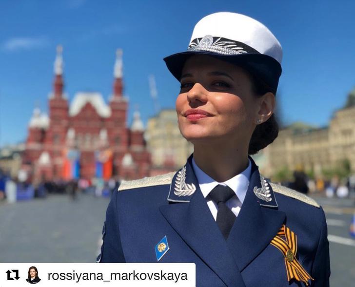 Фото №2 - «Няша-обороняша»: как выглядит красавица пресс-секретарь министра обороны России