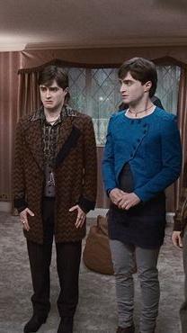 Фото №3 - Волшебно! 10 случаев, когда Гарри Поттер был почти иконой стиля 🤓
