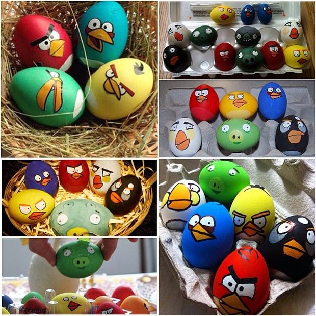 Фото №4 - Как расписать яйца на Пасху: советует Instagram